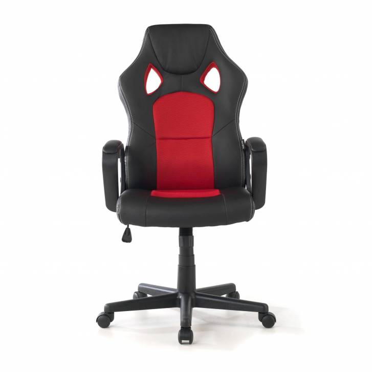 Montmeló Gaming Chair Red