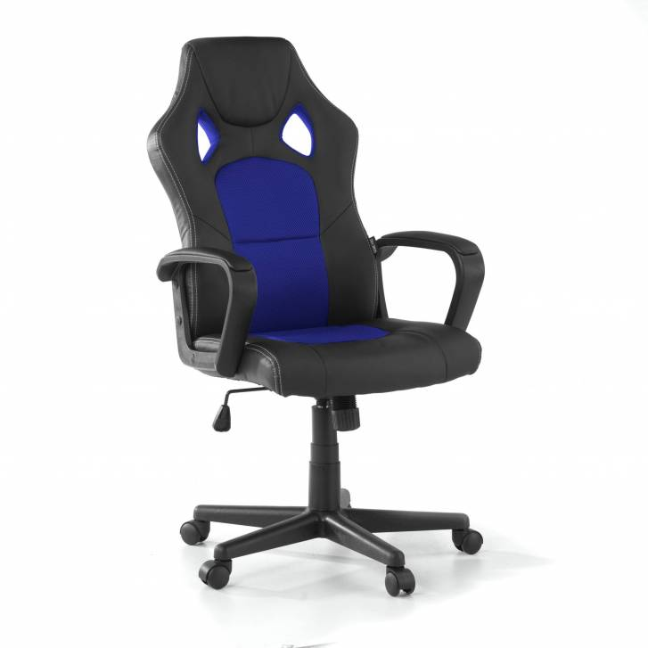 Montmeló Gaming Chair Blue