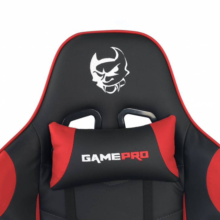 Game Pro Chair Red