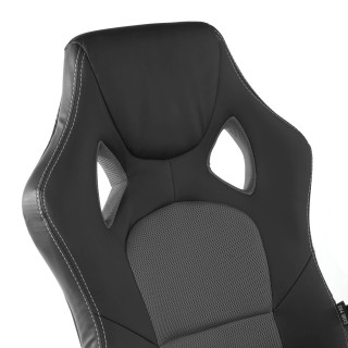 Montmeló Gaming Chair Grey