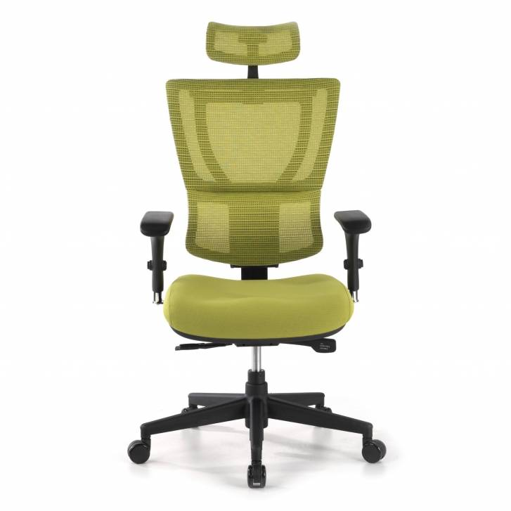 Android Chair Mesh Green