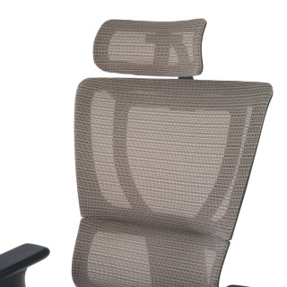 Android Chair Mesh Grey