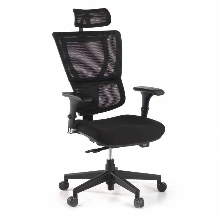 Android Chair Mesh Black