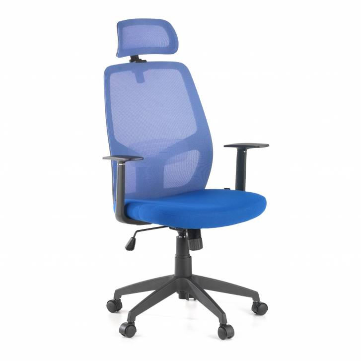 Ares Chair Mesh Blue
