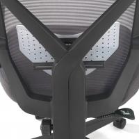 Neo Chair Mesh Grey