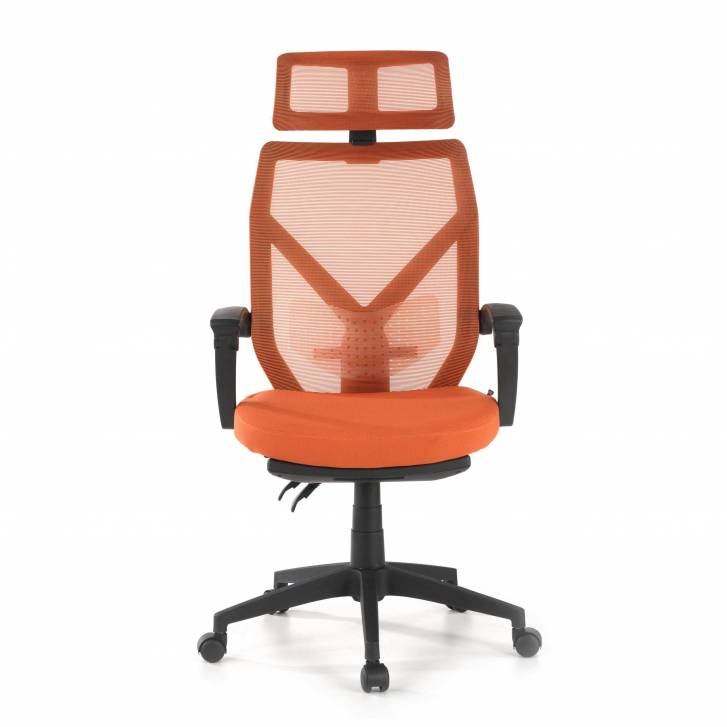 Neo Chair Mesh Orange