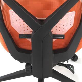 Neo Chair Mesh Orange