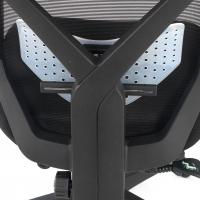 Stuhl Neo, Netzgewebe schwarz