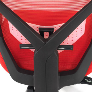 Neo Chair Mesh Red
