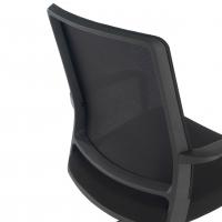 Dante Chair Cantilever Mesh