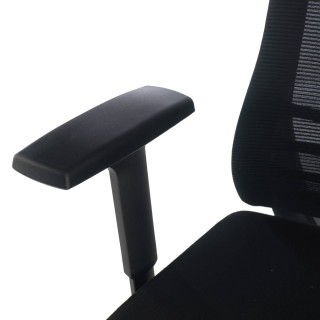 Magnum Chair Honeycomb Black