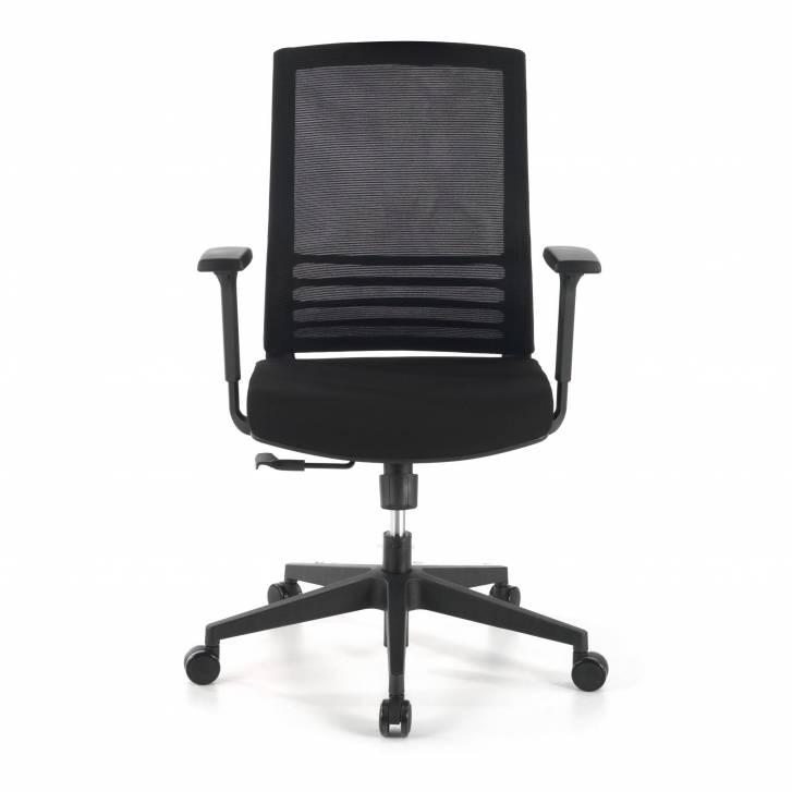 Magnum Chair Honeycomb Black