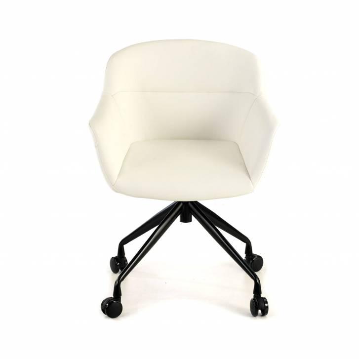 Anne Chair Swivel Wheeled...