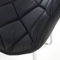 Elba Chair Cantilever Black