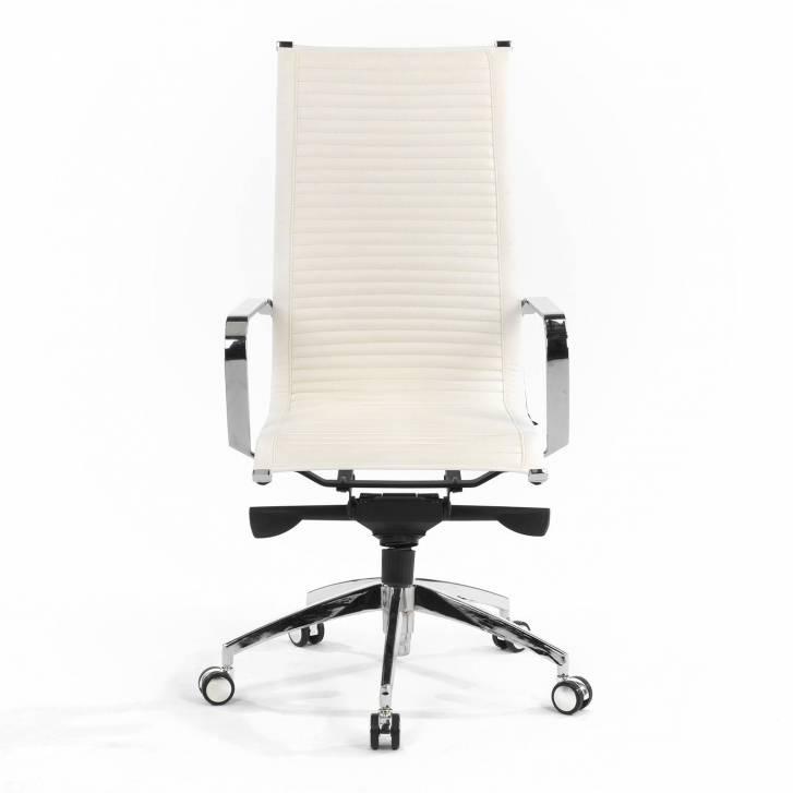Croma Armchair High White