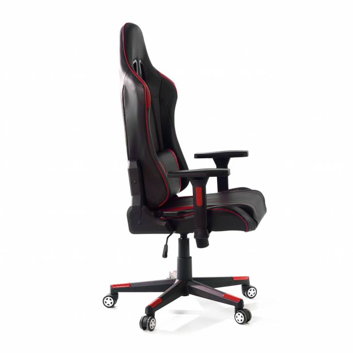 Helix Gaming Chair Red