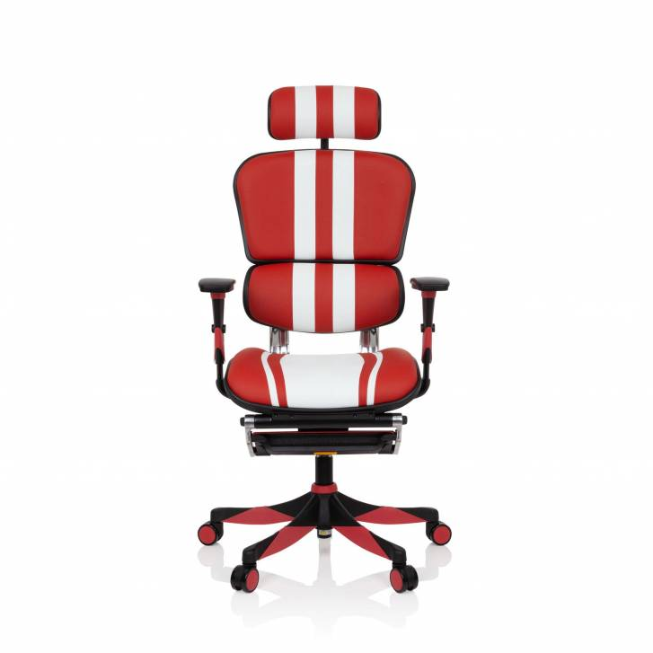 Ergoplus Chair Gaming Red