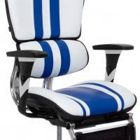 Ergoplus Gamingstuhl blau