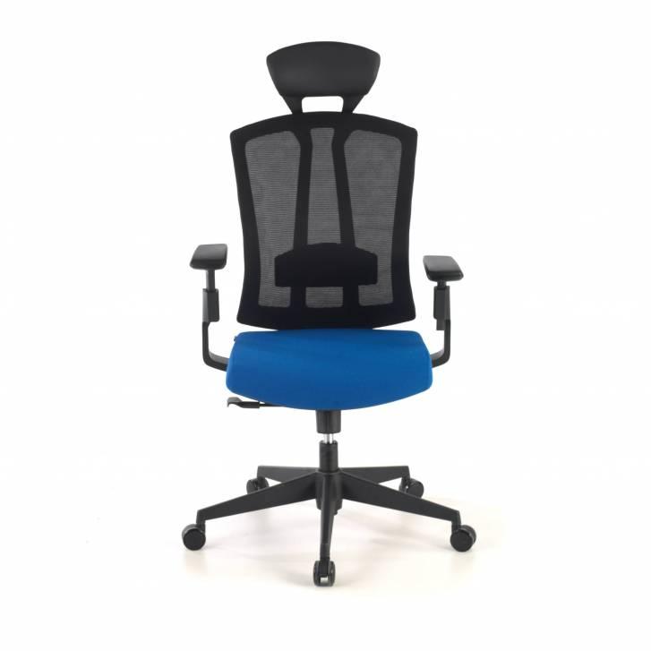Baron Chair Mesh blue