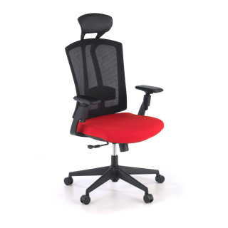 Baron Chair Mesh red