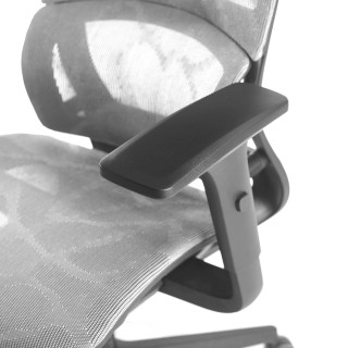 Vortex Chair Mesh grey