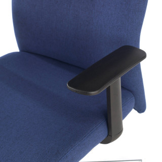 Smith Chair blue