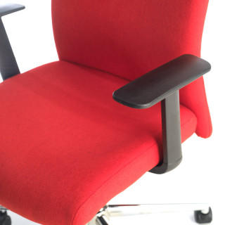 Smith Chair red