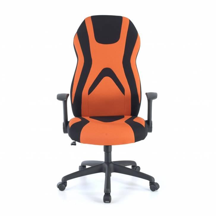 Turbo gaming chair orange