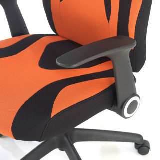Turbo gaming sessel orange
