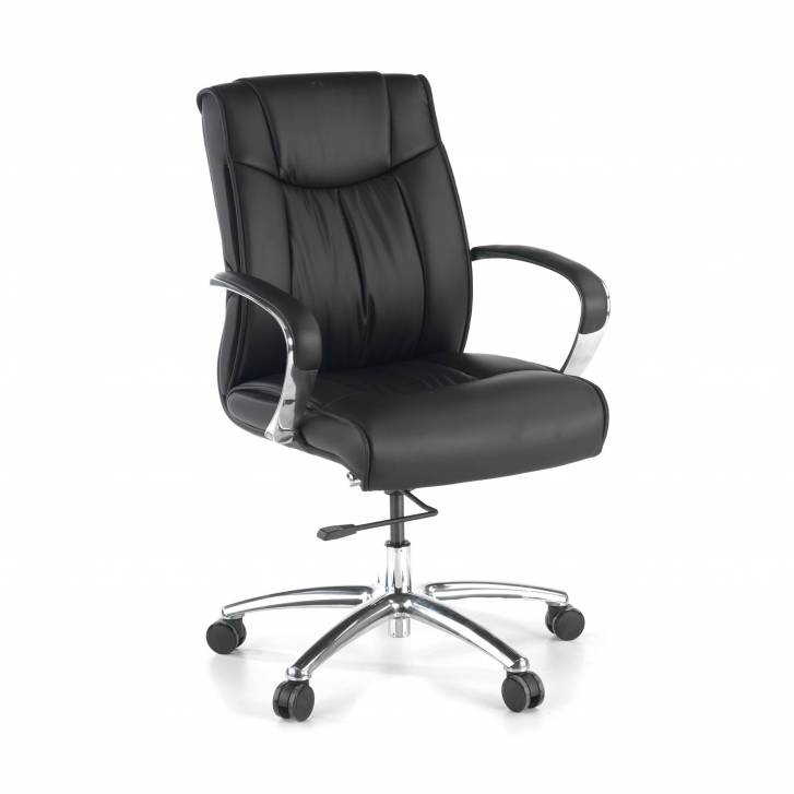 Bahia armchair low black...