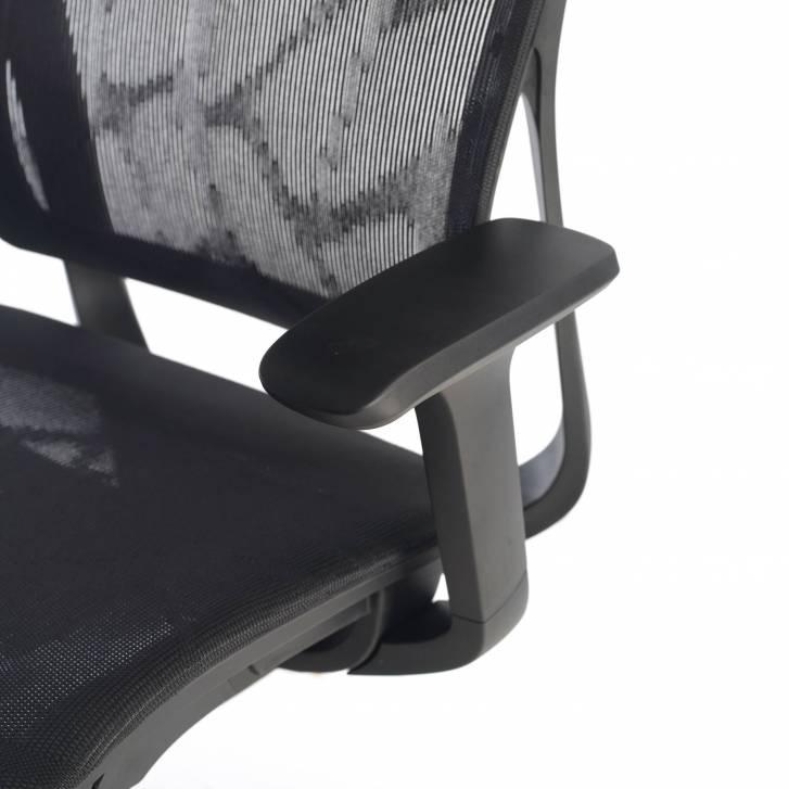 Phantom chair black mesh