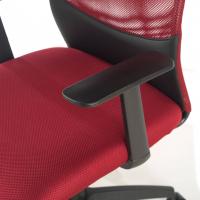Miami Stuhl Netzgewebe rot