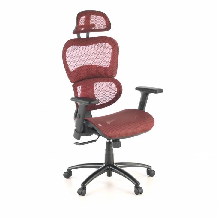 Ergocity chair red
