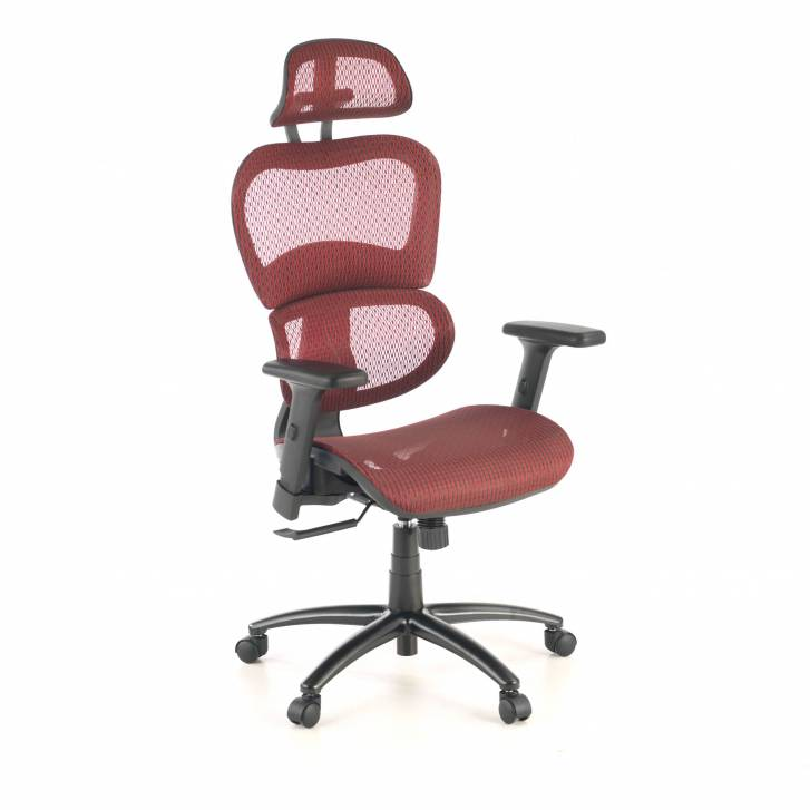 Ergocity-Stuhl rot