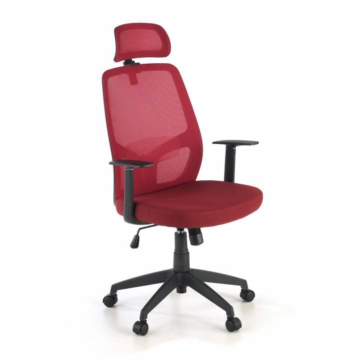 Argos Chair Mesh red