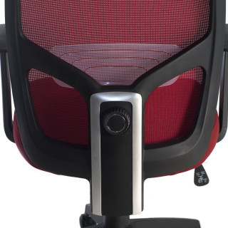 Argos Chair Mesh red