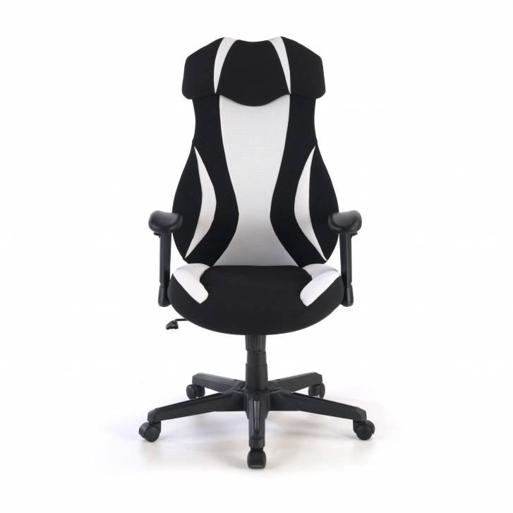 Titan gaming chair white