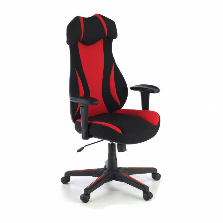 Titan gaming chair red