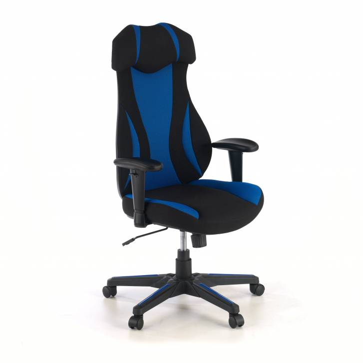 Titan gaming chair blue