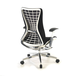 Miller ergonomic chair black