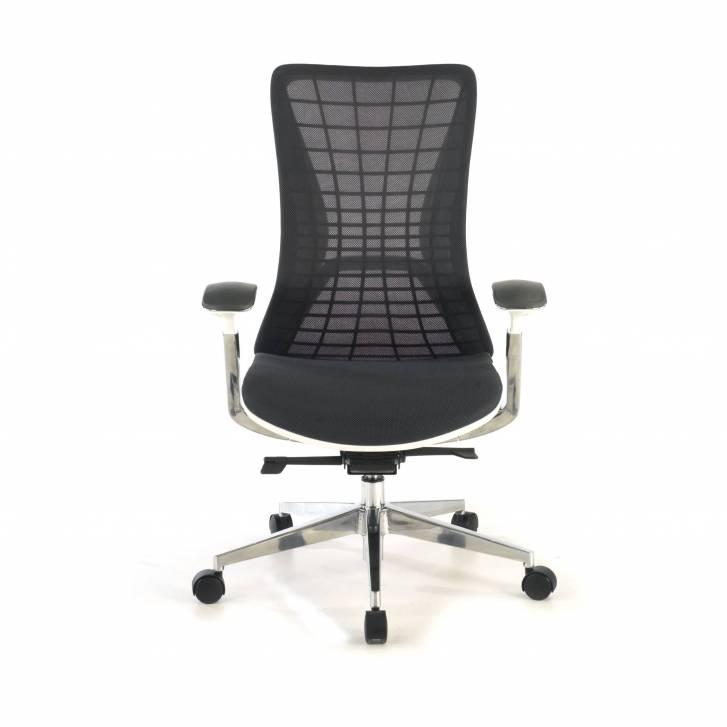 Miller ergonomic chair grey