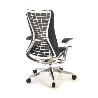 Miller ergonomic chair grey