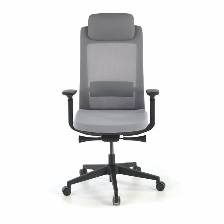Gesture chair black grey