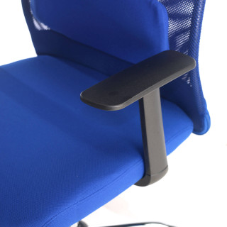 Sigma chair blue