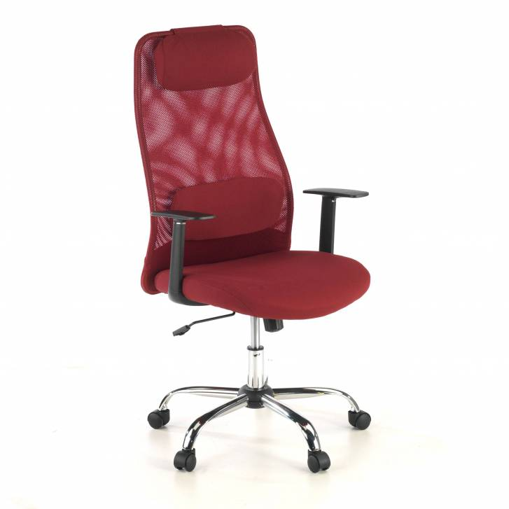 Sigma chair red