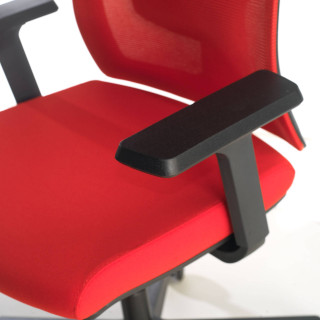 Verdi Chair red