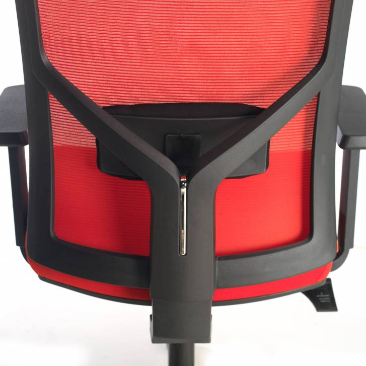 Verdi Chair red