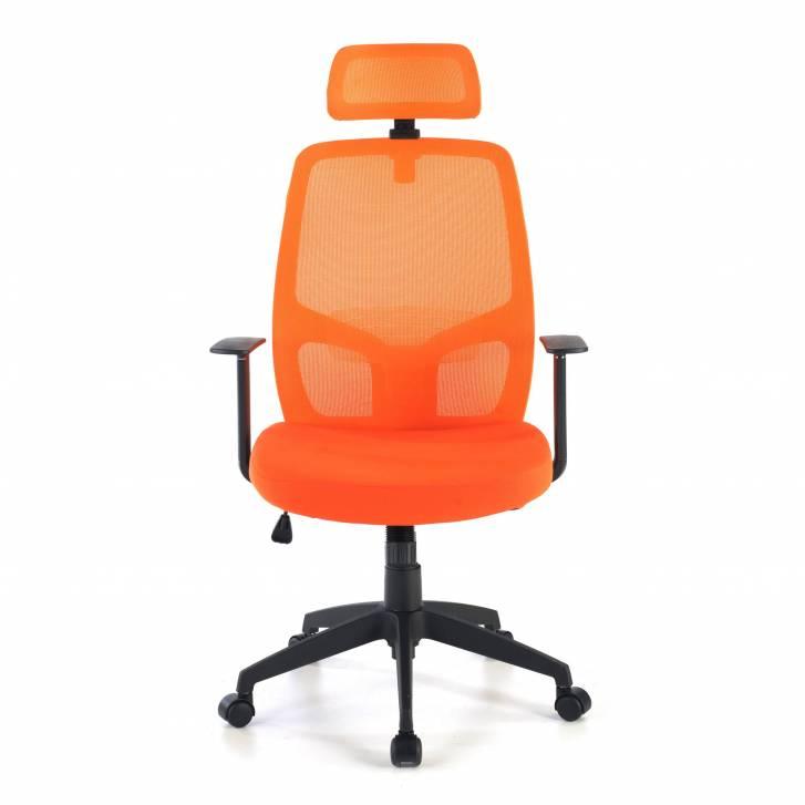 Argos Chair Mesh orange