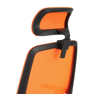 Argos Chair Mesh orange