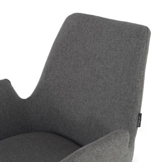 Elodie Chair Swivel wheeled...